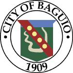 The Official Seal of Baguio City, Philippines