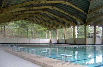 Swimming Pool, Burnham Park, Baguio, Philippines