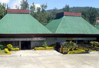 Loakan Airport, Baguio City, Philippines
