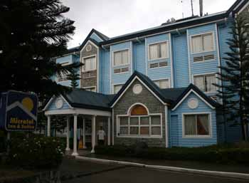 Microtel Inns & Suites, Baguio City, Philippines