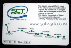 sctex pass card