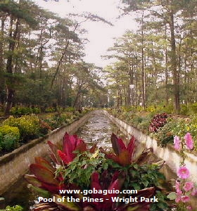 Wright ParkBaguio City Philippines